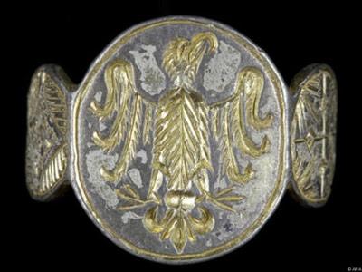 старинный клад, выкопанный австрийцем