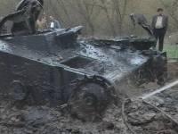редчайший танк Т-60