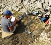 Поиск золота в реках